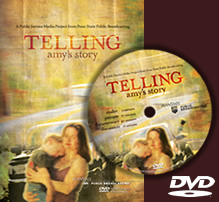 Telling Amy's Story DVD Cover