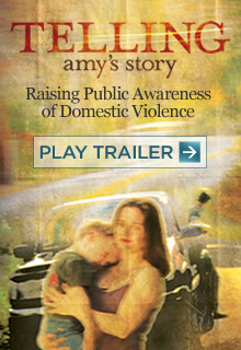 Telling Amy's Story web banner