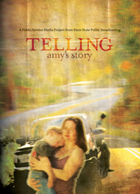 Telling Amy's Story Cover